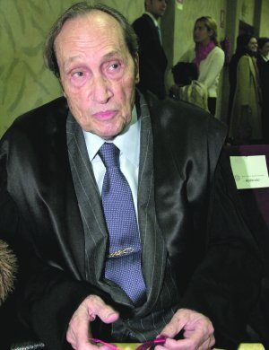 Don Tomás Maestre Zapata.