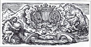 Grabado de Alagarda, 1760.