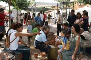 La tradicional Fira del Mussol de l'Alcora,