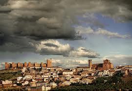 Castillo de Baños de la Encina.