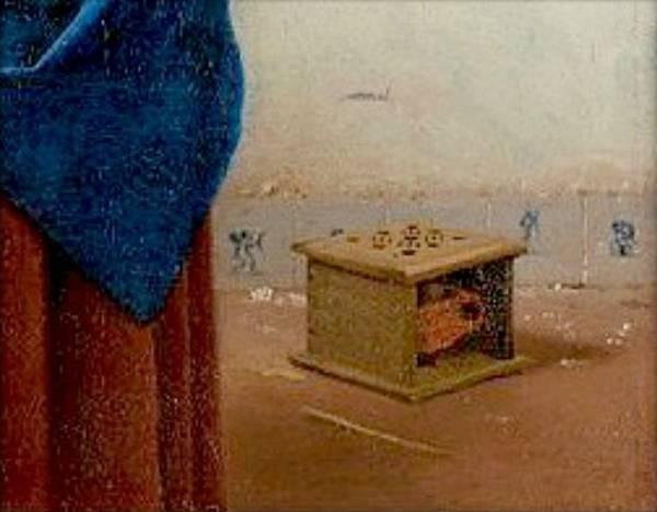La cer mica de delft de santo domingo en la pintura de - La lechera de vermeer ...