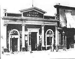 Teatro Principal de Cáceres.