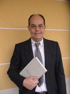 José Antonio Ramos Rubio, cronista oficial de Trujillo (Cáceres).