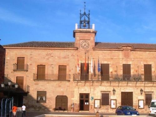 Ayuntamiento de Almagro (Ciudad Real).