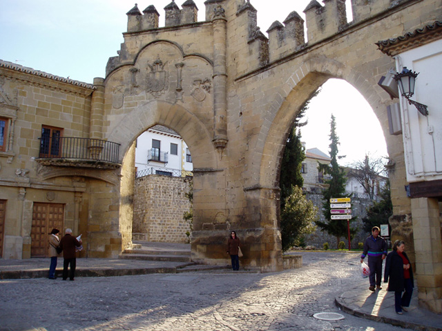 Baeza (Jaén).