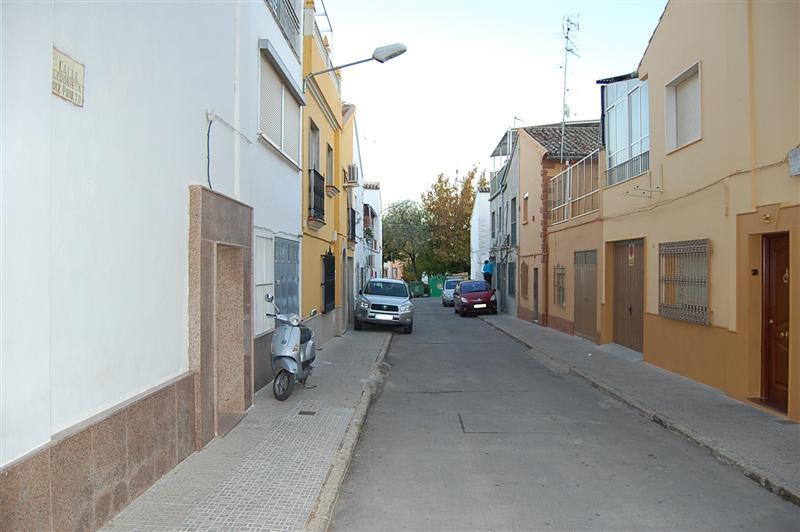 Vista general de la Calle de Cronista Ruiz Prieto.