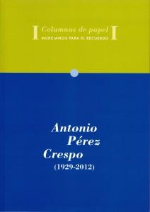 Libro homenaje a Pérez Crespo