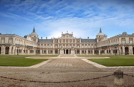 Palacio Real de Aranjuez.