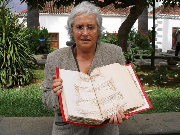 María Victoria Hernández, Cronista Oficial de Los Llanos de Aridane (La Palma-Canarias).