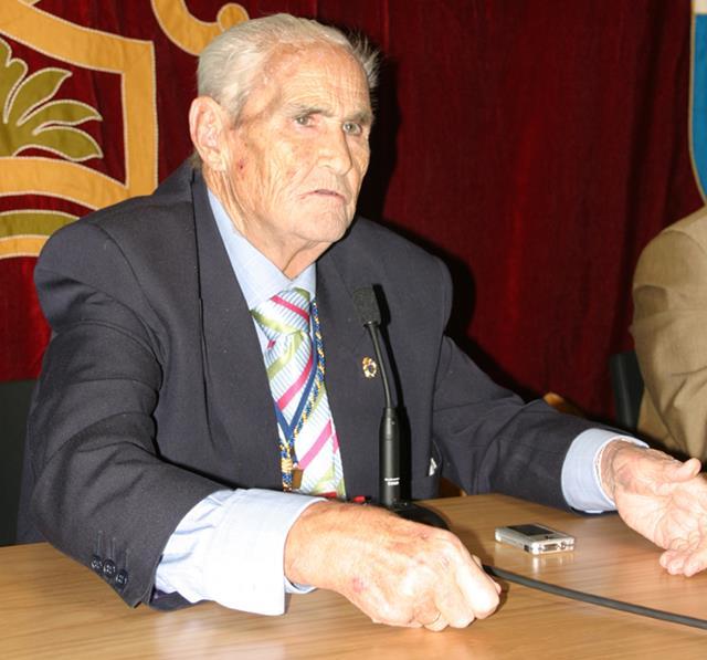 Antonio Valdivieso Ramón, Cronista Oficial de Baza (Granada).