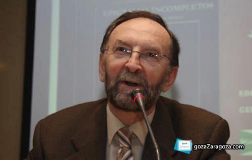 José Verón Gormaz, Cronista Oficial de Calatayud (Zaragoza).