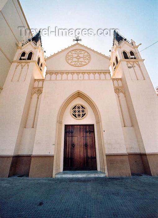 Iglesia Castrense, obra de Carcaño Mas.