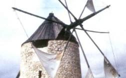 Molino del campo de Cartagena (Murcia).