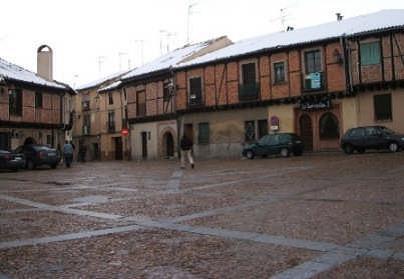 Plaza de San Lorenzo (Segovia).