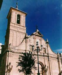 Iglesia de la Asunción de Molina de Segura (Murcia).