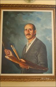 Mois s miguel ngel maestro de pintores 1921 2003 for Moises malaga