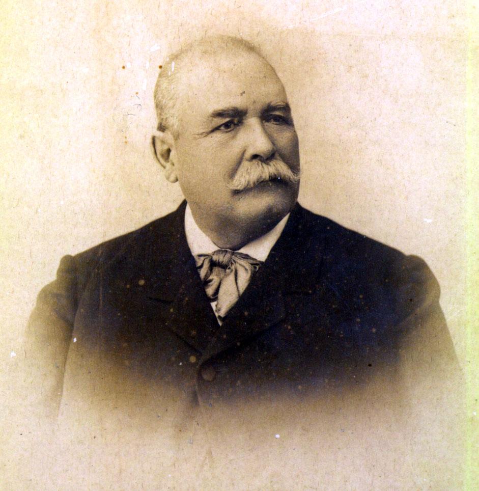 Manuel Ballester Albentosa, alcalde de Torrevieja. / FOTO: A. Darblade, col. de Fco. Sala