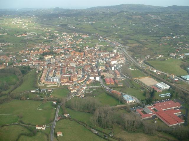 Paseo de fray ramón en noreña (asturias) (Fotos antiguas)