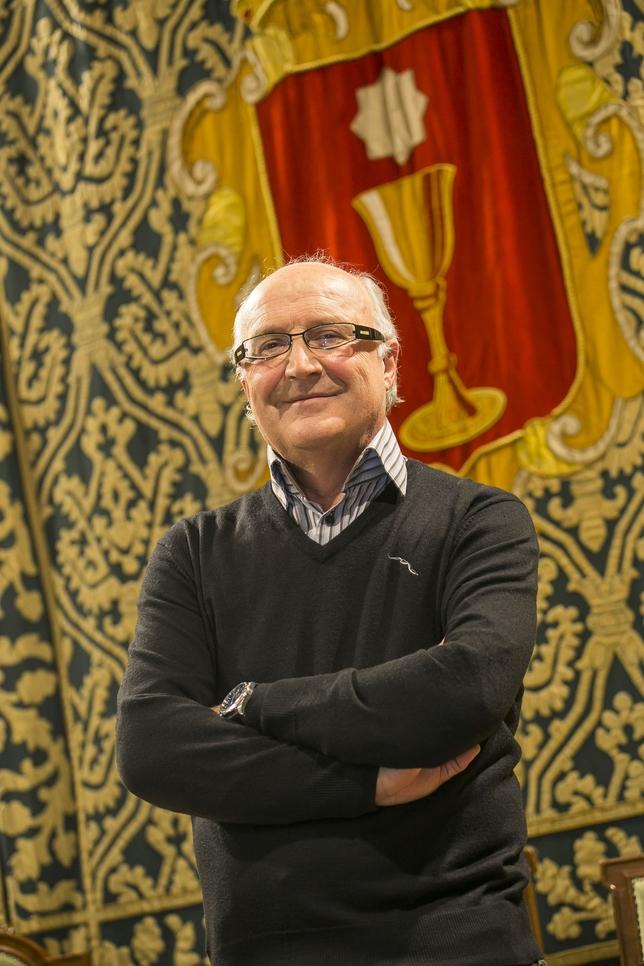 Miguel Romero, cronista oficial de Cuenca.