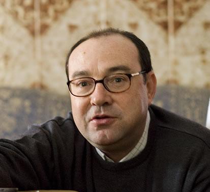 Manuel García Fernádez, cronista oficial de Carrión de los Céspedes (Sevilla).