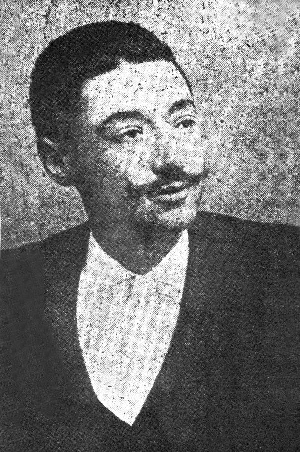 El maestro Manuel Capellín. / Colección de Fco. Sala Aniorte