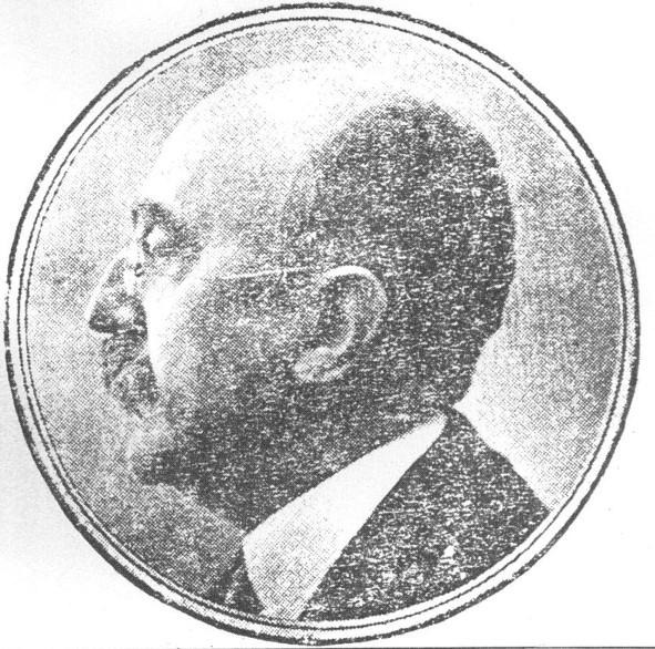 El abogado del Estado, escritor y músico Luis Cánovas Martínez. /  Colección de Fco. Sala Aniorte