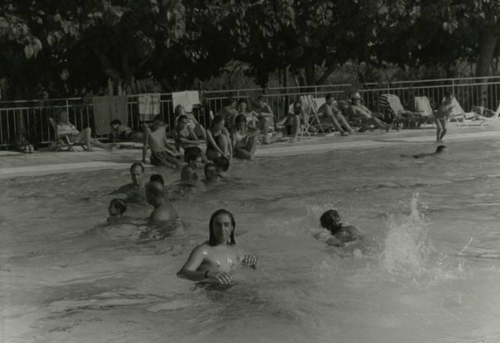 Las piscinas m s emblem ticas de zamora neptuno y las for Piscina sindical zamora