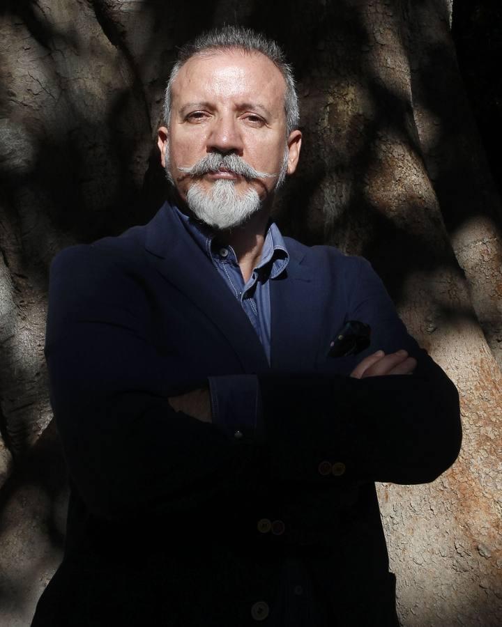 Julio Navarro. / M. BUESO