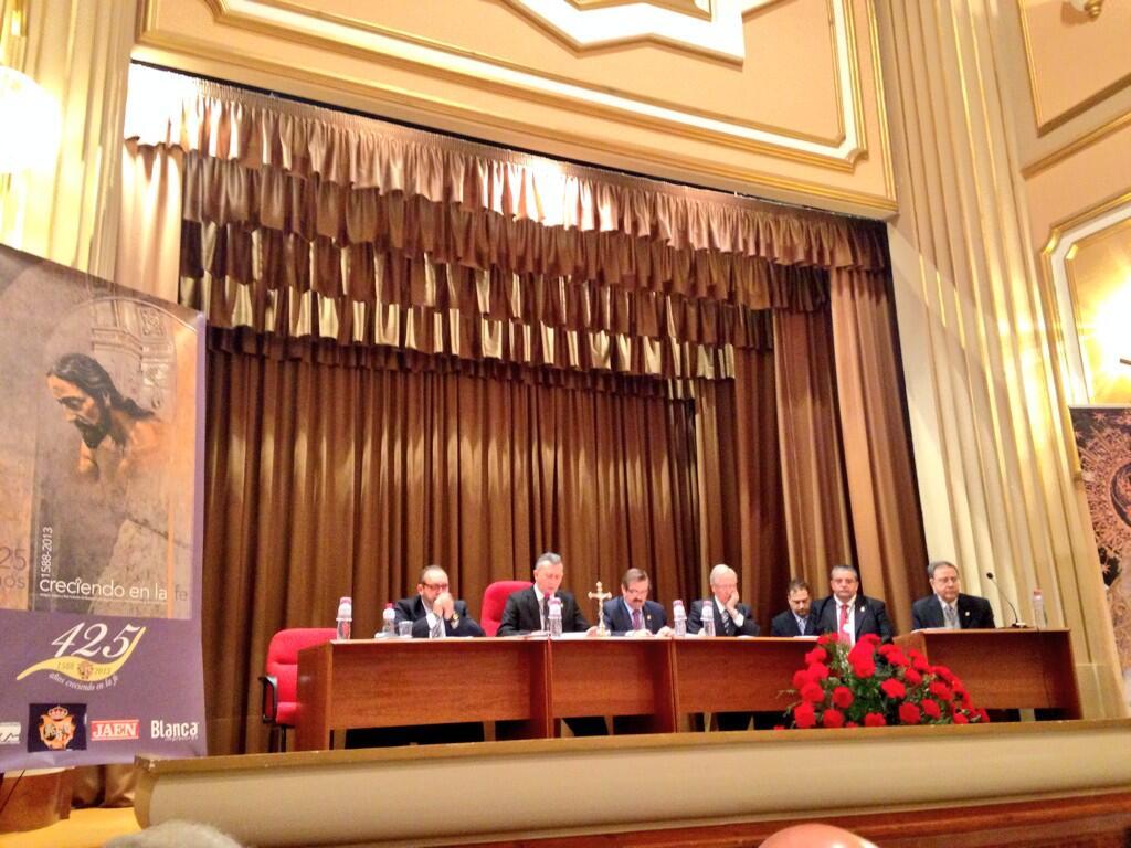 "Asamblea general de ""el Abuelo"" 2014."
