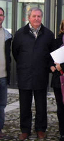Diego Orzáez, cronista oficial de Baeza (Jaén).