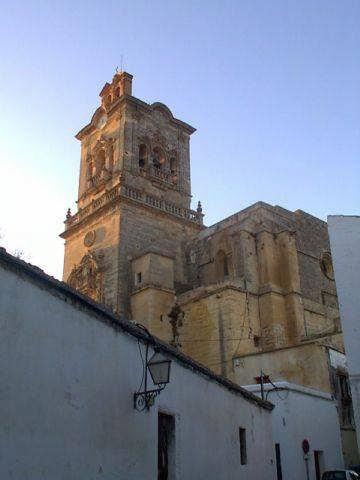 Iglesia de San Pedro Apóstol de Arcos de la Frontera (Cádiz).
