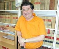 José Luis Gómez Barceló, Cronista Oficial de Ceuta.