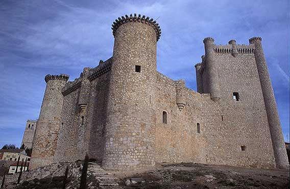 Castillo de Torija.