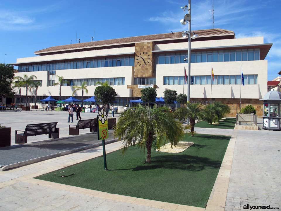 San Javier Murcia
