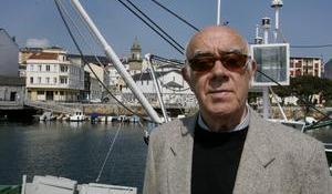Suso Fernández, cronista oficial de Foz (Lugo).