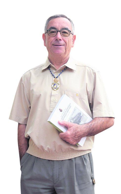 Ángel Ríos Martínez, Cronista Oficial de Blanca, Murcia