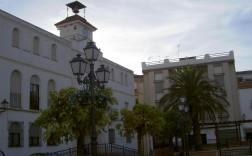 Ayuntamiento de Valdepeñas de Jaen.