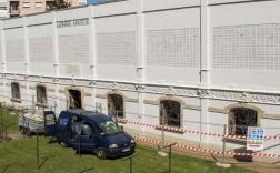 Las obras se centrarán en el interior de las instalaciones, situadas al borde del Mendo.