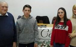 MIEMBROS DEL JURADO Y CONCURSANTES CASLIEGOS