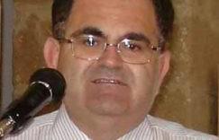 Manuel Galeote, cronista oficial de Iznájar (Córdoba).