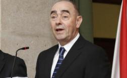 Ceferino de Blas, croista oficial de Vigo (Pontevedra).