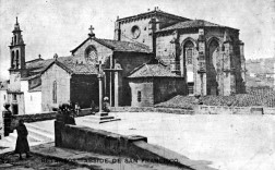 La capilla de la VOT es la anterior a la espadaña.