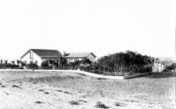 Vista general de la casa de doña Sinforosa. Años veinte del pasado siglo. / Foro Darblade – Colección de Fco Sala