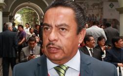 El cronista oficial de Xalapa, Vicente Espino Jara.