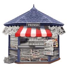 kiosco prensa gran canaria: